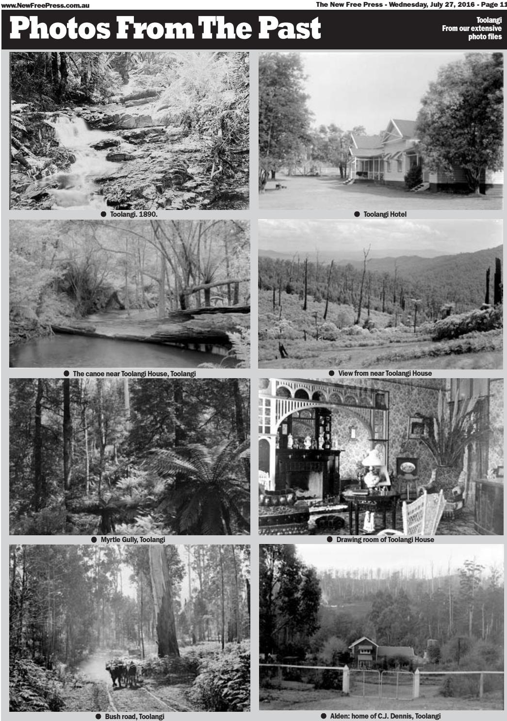 Toolangi-Photos-From-The-Past